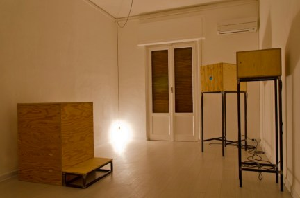 INTERIEUR, Installation view, 2014, RizzutoGallery, Palermo