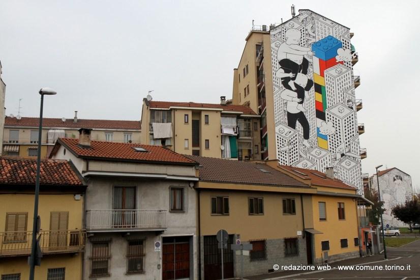 B.ART Arte in barriera - MILLO - VIA BRANDIZZO 98, Torino