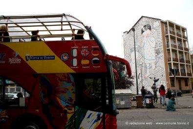 B.ART Arte in barriera - MILLO, VIA CRUTO 3, Torino