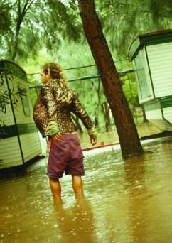 Nero, My dirty lagoon, 2002:2008, stampa a getto d'inchiostro su carta formato A4