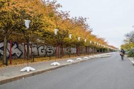 Mauerfall 2014. 25 Jahre Mauerfall in Berlin