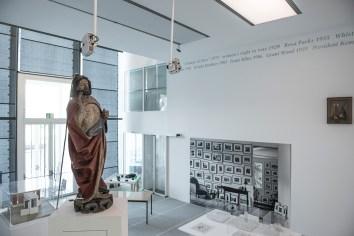 Soleil politique, exhibition view, Museion 2014. Foto Luca Meneghel