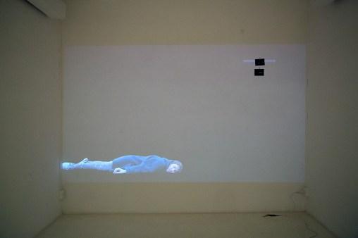 Mostra Μύθοι. Myths. Students/Artists/Teachers. A process of exchange Fondazione Pastificio Cerere, Roma, dicembre 2014 Installazione Carpet di Fran Glez Càrdenas