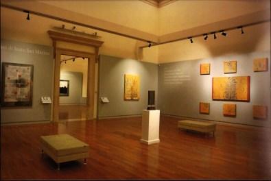 Allestimento della mostra di Roberto Floreani a Palazzo della Gran Guardia di Verona 3