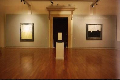 Allestimento della mostra di Roberto Floreani a Palazzo della Gran Guardia di Verona 4