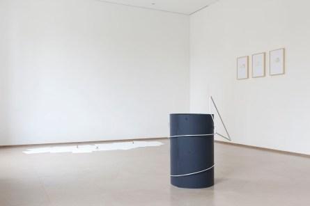 Luce Coatta. Dischiusure, veduta dell'allestimento, Artopia gallery, Milano