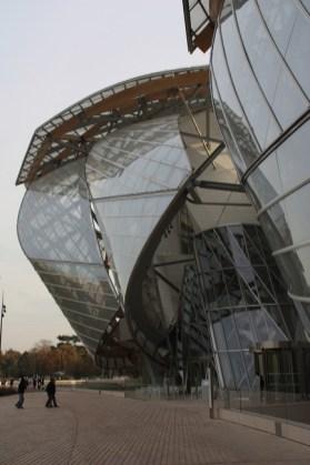 Fondazione Louis Vuitton, veduta dell'esterno, ph. Valentina Poli