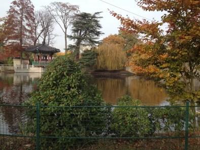Jardin d'Acclimatation, Bois de Bois de Boulogne, Parigi, ph. Valentina Poli
