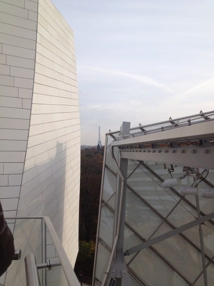 Fondation Luis Vuitton, Parigi, ph. Valentina Poli