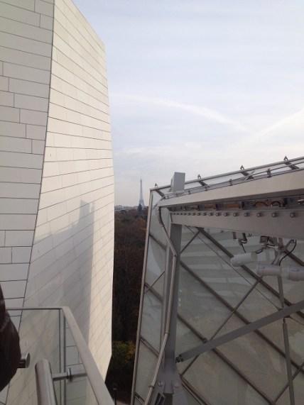 Fondation Luis Vuitton, Parigi, ph. Valentina Poli