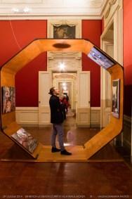 Steve Steve McCurry oltre lo sguardo, veduta della mostra, allestimento mostra a cura di Peter Bottazzi, Villa Reale, Monza © Massimo Manara Photos