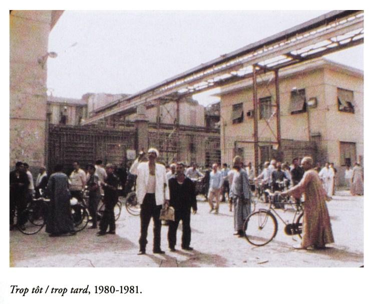 Jean Marie Straub-Daniäle Huillet, Trop tìt Trop tard, 1981, Francia-Egitto, Courtesy Fondazione Cineteca di Bologna.