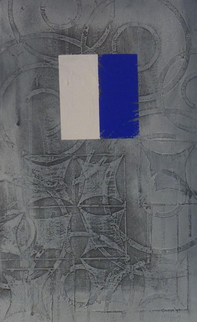Roberto Floreani, La città ideale II, 65x40, 2014