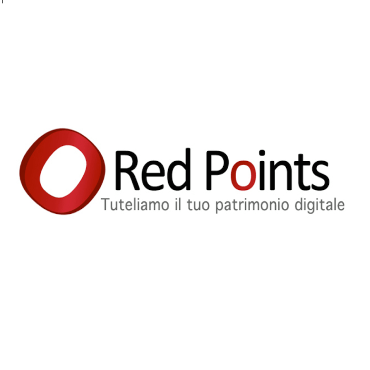 Red Points. Logo