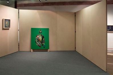 Matteo Fato (SECRèTA), veduta dell'installazione modalità aperta, TRA - Treviso Ricerca Arte, Ca' dei Ricchi, Treviso