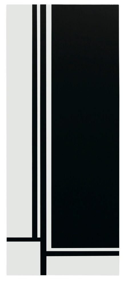 Bruno Querci, Percettivo, 2006, 171x70 cm Courtesy Galleria Giraldi, Livorno Foto Bruno Bani, Milano