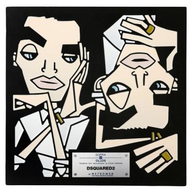 Tombini Art, DSquared2, Foto: Sergio Caminata