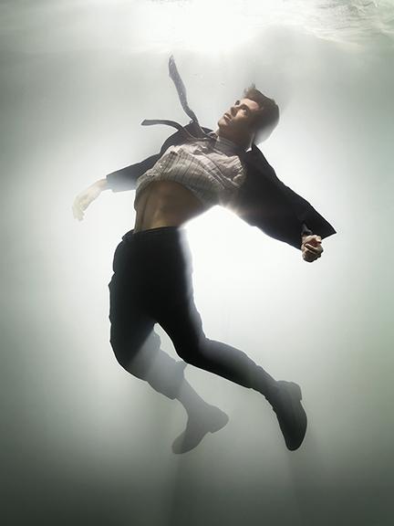 David LaChapelle, Job, 2007 Chromogenic Print © David LaChapelle