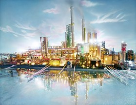 David LaChapelle, Riverside, 2013 Chromogenic Print © David LaChapelle
