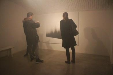 Alessandro Cannistrà. A.LTA C.UOTA, veduta della mostra, Officine dell'Immagine, Milano