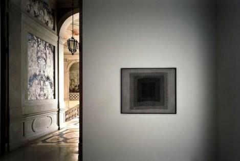 Francesco Lo Savio, Filtro a rete, 1962 Installation view at Punta della Dogana 2009 Ph: © Palazzo Grassi, ORCH orsenigo_chemollo