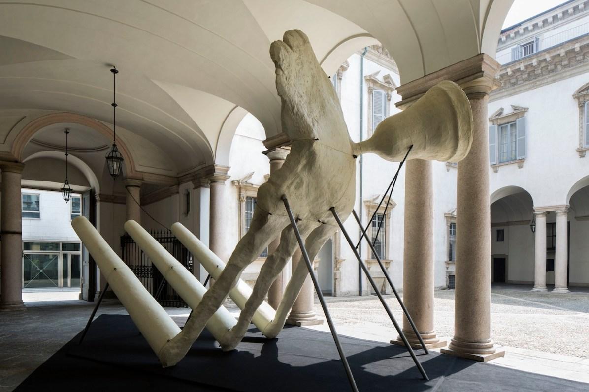 Diego Perrone, La fusione della campana, 2007 Courtesy of the artist