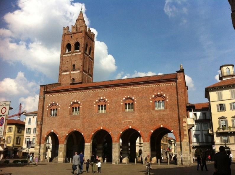 Arengario, Monza