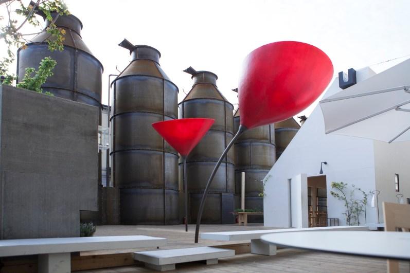 Mario Nanni. Solis silos: nutrirsi di luce, Viabizzuno inmilano, Milano