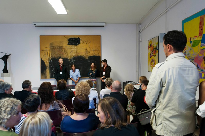SYNESTHESIA, Omissis. International Performing Arts Festival, X edizione, Inaugurazione. Foto: Claudia Guido