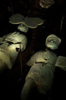 """Grisha Bruskin, La collezione di un archeologo, """"Happy Childhood, Young Sailor"""", 2004-2009"""