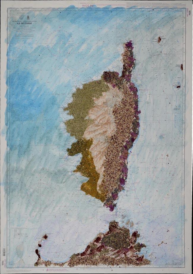 Cristiana Fioretti, Colormaps or spices, 2014-2015