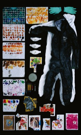 Jeff Koons 1, 2008, Bruno Mouron et Pascal Rostain, Autopsie Courtesy Artcurial