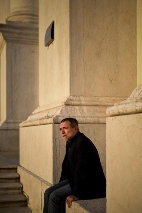 Jaume Plensa, San Giorgio Maggiore (2015) Photo: Jonty Wilde