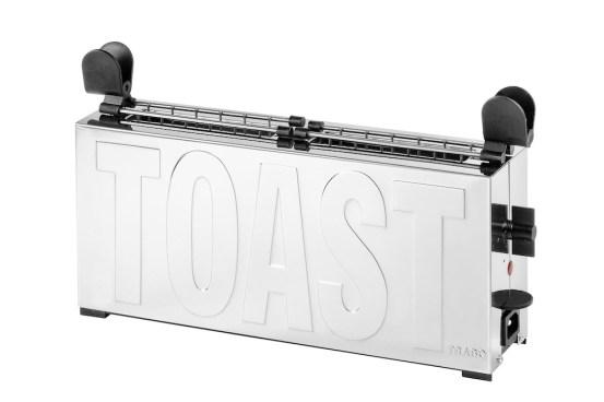 Gae Aulenti, Toast, Trabo, 1997-2014
