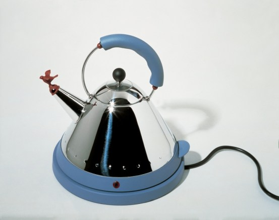 Michael Graves, MG23, 2001, Alessi