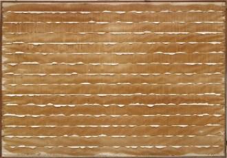 Ha Chong-Hyun, Conjunction,1974, oil on paper, 120x175 cm