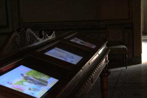 #nuovicodici, sezione #duestanze (Stefania Galegati Shines), Palazzo Stanga Trecco, Cremona