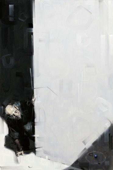 Wainer Vaccari, Angolo Via Taglio, 2015, olio su tela, 120x80 cm