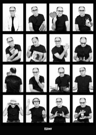 Mr. Savethewall, LIFESHOT - Denis Curti, 2015 stampa fine art, cm 140x100