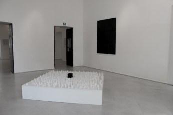 Gino Sabatini Odoardi, Senza titolo + cubo con rumore segreto 2010