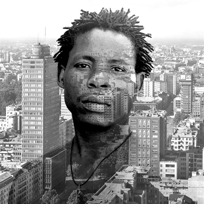 Alan Maglio, City Portrait 01
