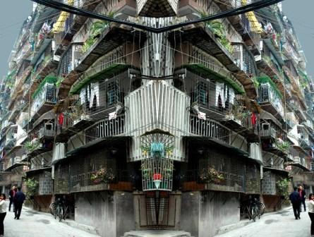 Maria Rebecca Ballestra, Homes, 2009, stampa su dibond+crystal, 60x90 cm