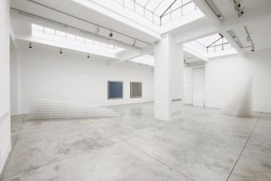 Sol LeWitt, veduta della mostra, Cardi Gallery, Milano