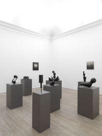 Marco Tirelli. Sculptures and drawings. Veduta dellÔÇÖallestimento nella seconda sala della galleria. Foto di Dario Lasagni. Courtesy Otto Gallery (2)