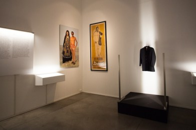 OFFICINA Pasolini, veduta della mostra, MAMbo, Bologna Foto Lorenzo Burlando