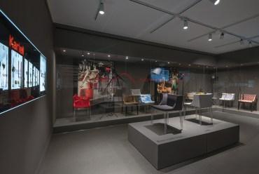 Veduta del Museo Kartell, Noviglio (MI)