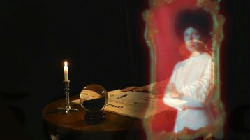 Chiara Fumai_The Book of Evil Spirits_2015_Still from video_courtesy the artist and A Palazzo and waterside contemporary