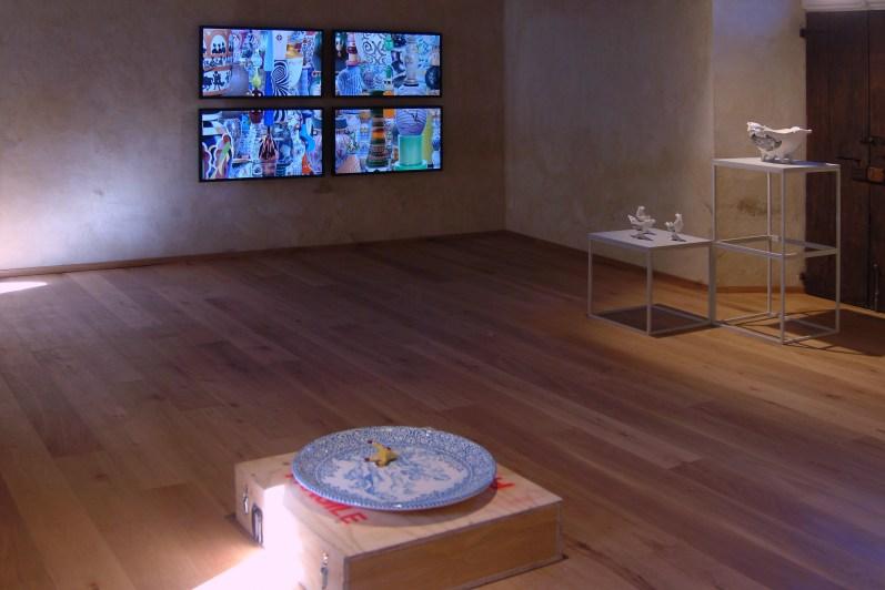 Cosmologia-Domestica, veduta della mostra