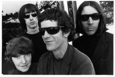 The Velvet Underground al Castle Los Angeles 1966 © Gerard Malanga