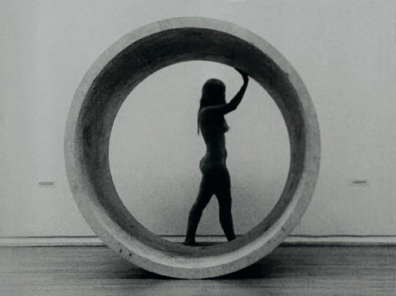 Robert Morris, Neo Classic, 1971, still da video